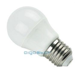 Aigostar LED Gömb izzó G45 E27 4W 180° Hideg fehér